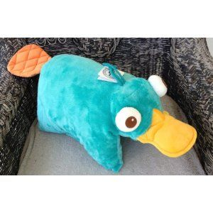 Perry the Platypus Pillow Pal NEW 30 (With images