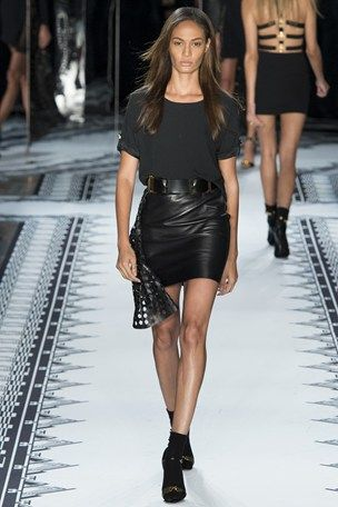 Versus Versace Spring/Summer 2015 Ready-To-Wear Collection ...