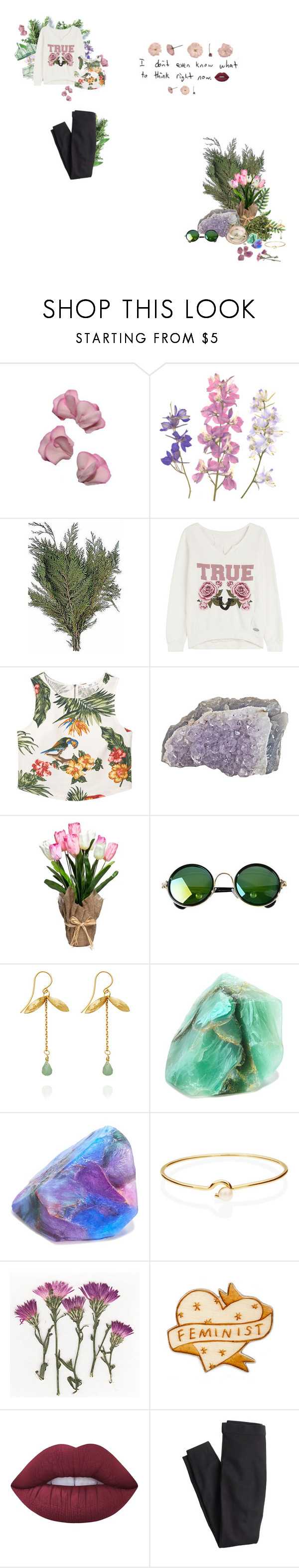 """""""Old Draft. . ."""" by brendaf123 ❤ liked on Polyvore featuring Sweet Pea by Stacy Frati, True Religion, MANGO, Catherine Zoraida, SoapRocks, Lime Crime and J.Crew"""