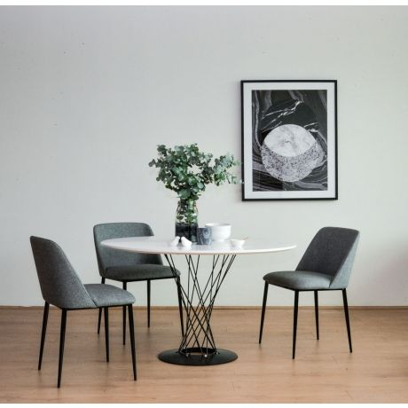 This Funky Dining Table Is A Quality Reproduction Of The Notorious Mesmerizing Funky Dining Room Decorating Design
