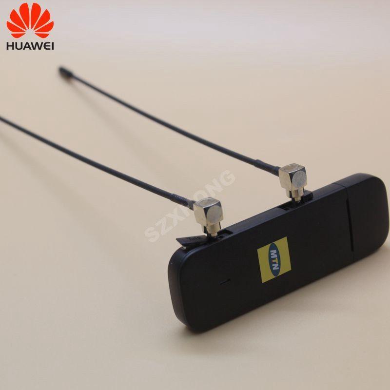 Unlocked New Huawei E3372 E3372h-153 plus a pair of antenna