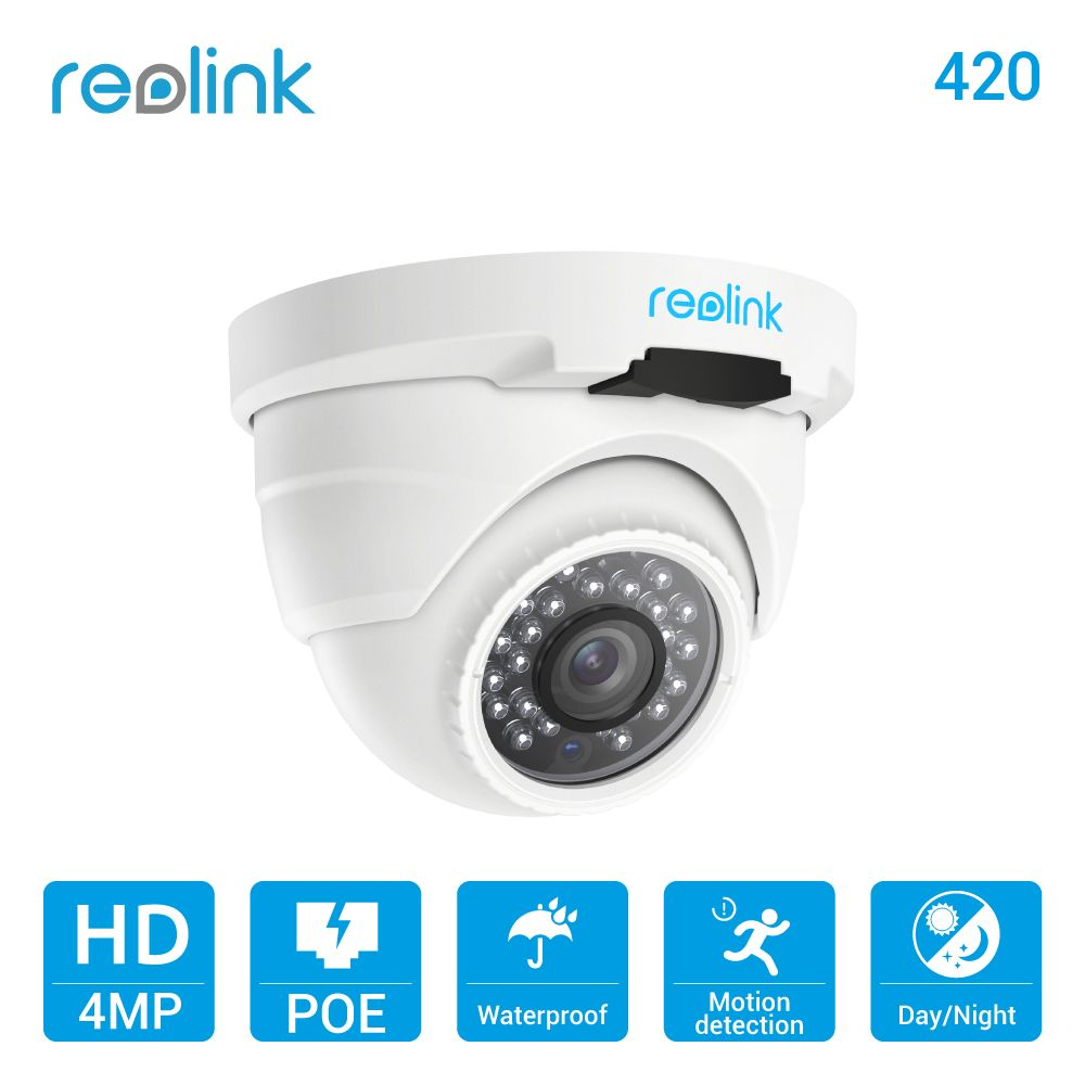 Camera Ip Exterieur Hikvision Wifi Reolink Ip Camera 4mp Poe Security Outdoor Video