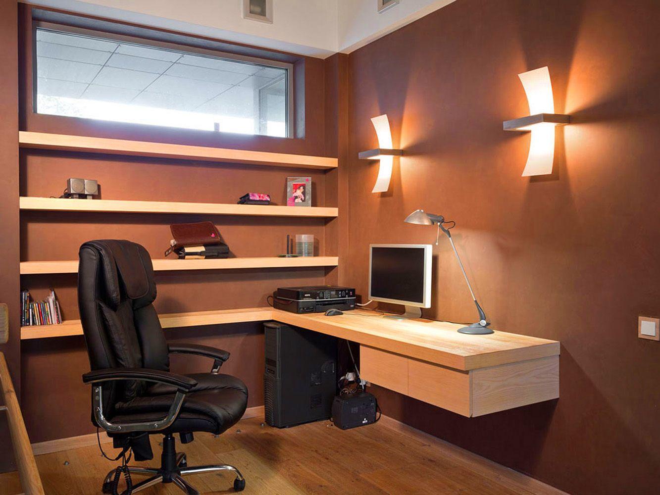 Small Office Lighting Fixtures Ideas Desk