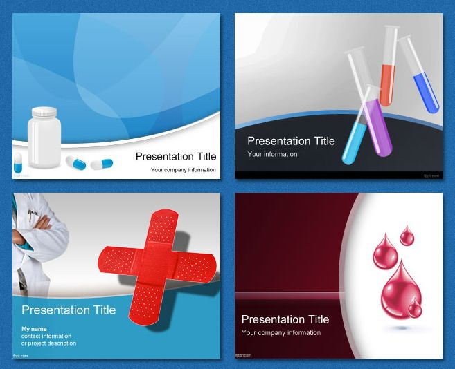 Free Background Graphics  Medicine  Powerpoint Templates