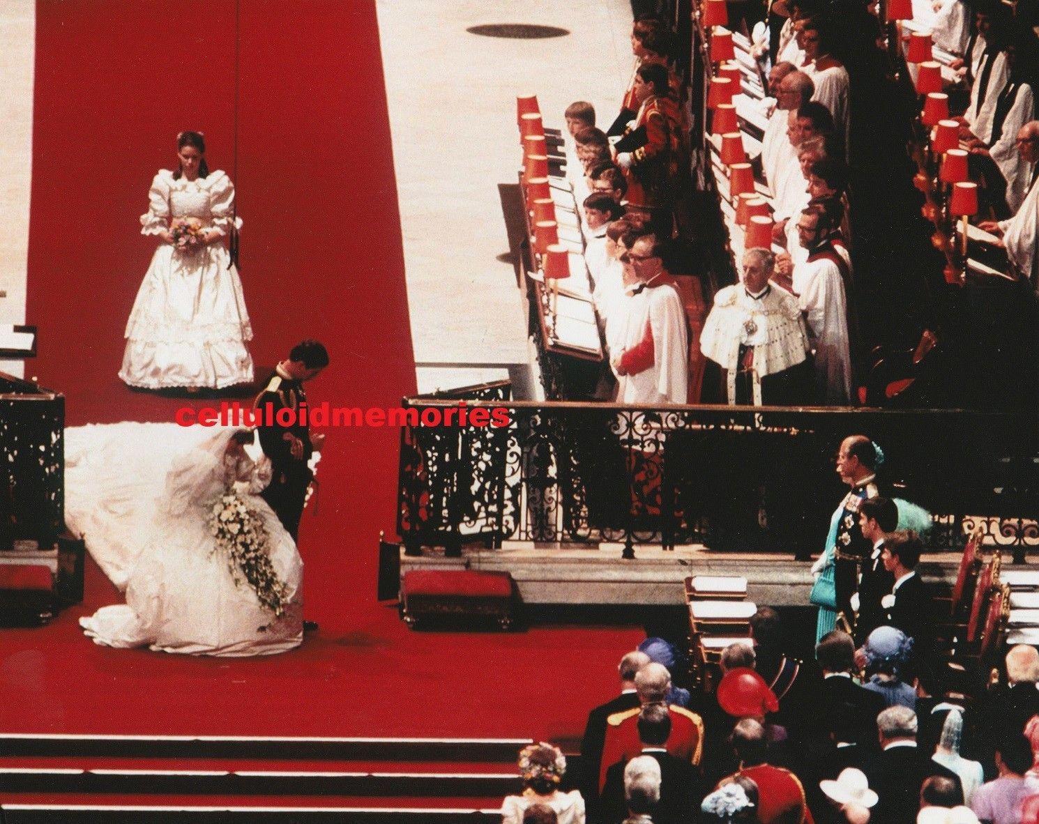 ORIGINAL PRESS PHOTO Princess Diana Lady Di Spencer