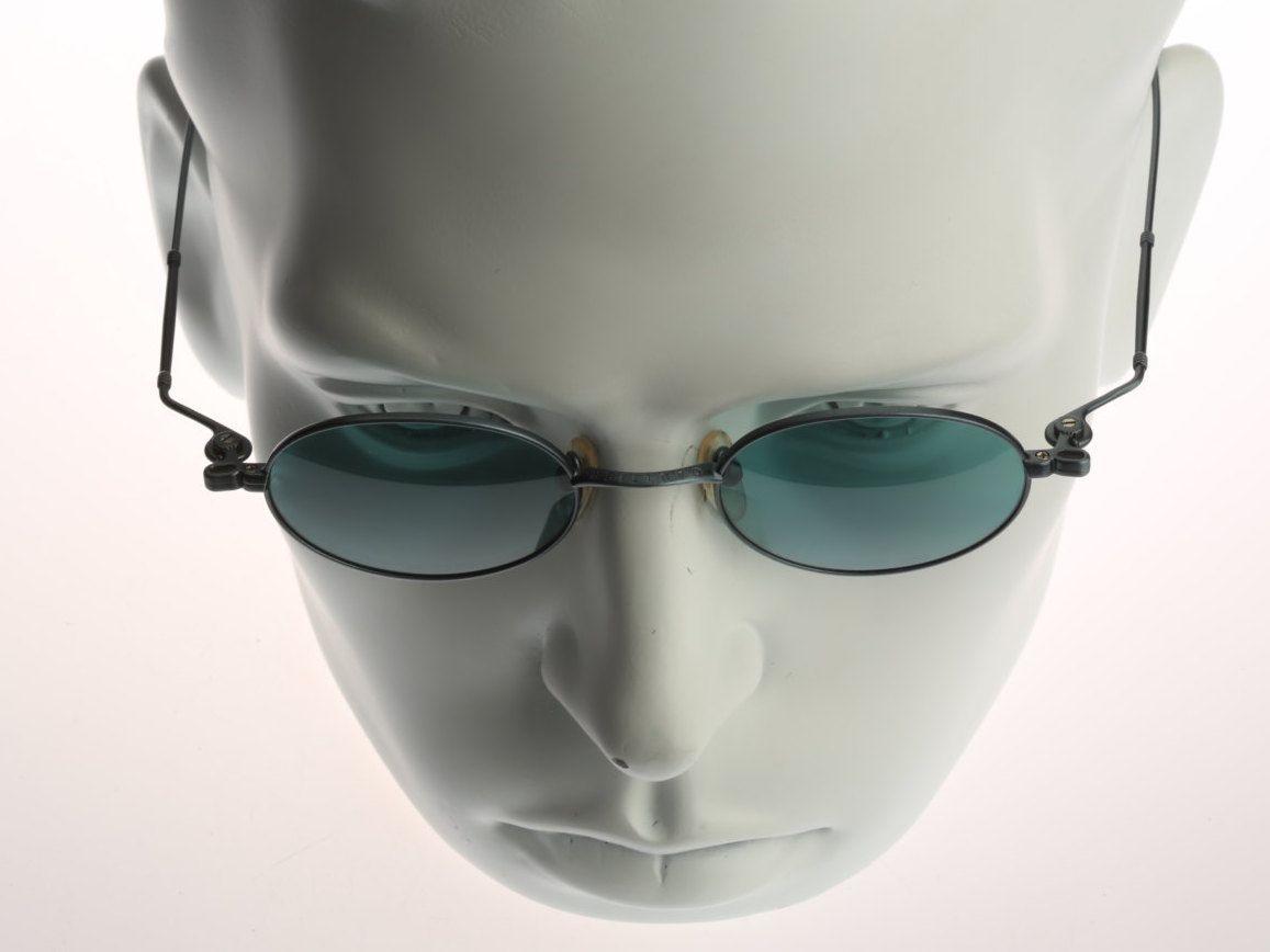 Jean Paul Gaultier 55-8106 Vintage Sunglasses NOS  90's rare designer eyewear