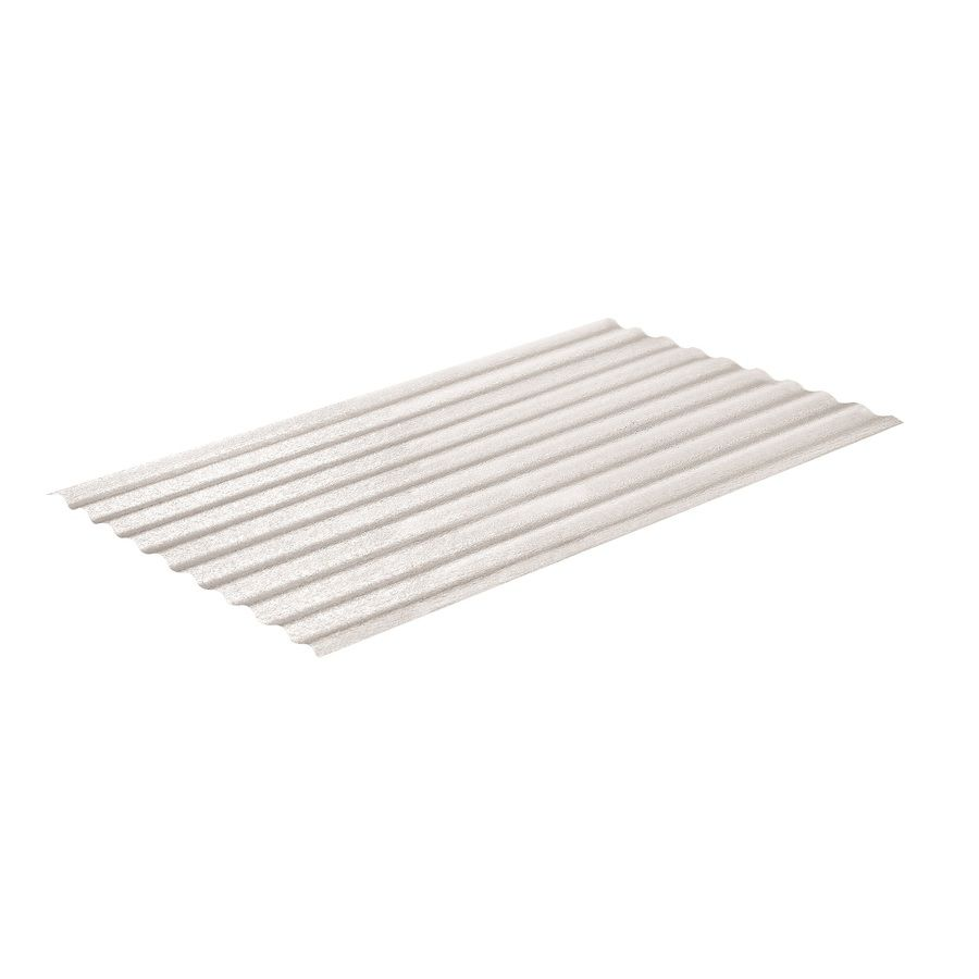 Sequentia 2 166 Ft X 12 Ft Corrugated Polycarbonate Plastic Roof Panel Lowes Com In 2020 Fiberglass Roof Panels Roof Panels Fibreglass Roof