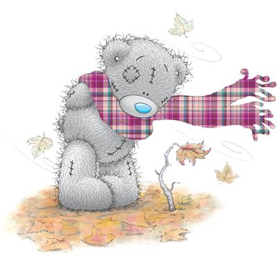Ourson automne teddy bears ours en peluche ourson et ours bleu - Nounours a colorier ...