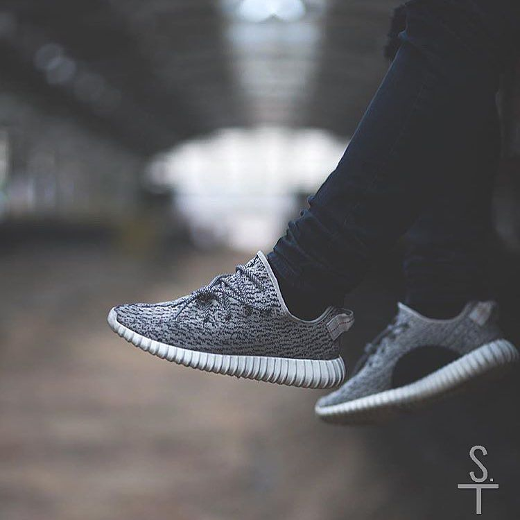 bb4442289b702b Adidas Yeezy Boost 350 Turtle Dove  shoevengers Tag us in your picture to  be featured