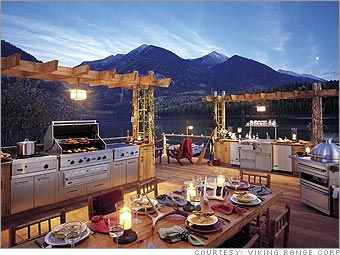 17 Best images about Backyard Fish Fry on Pinterest   Los gatos, Kitchen  gallery and Viking appliances