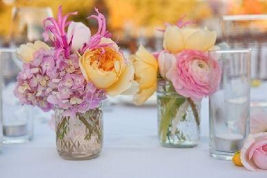 Carlie Statsky Clos la Chance Nicole Ha vineyard Summer Fall Roundup  blooms bouquet centerpiece cen
