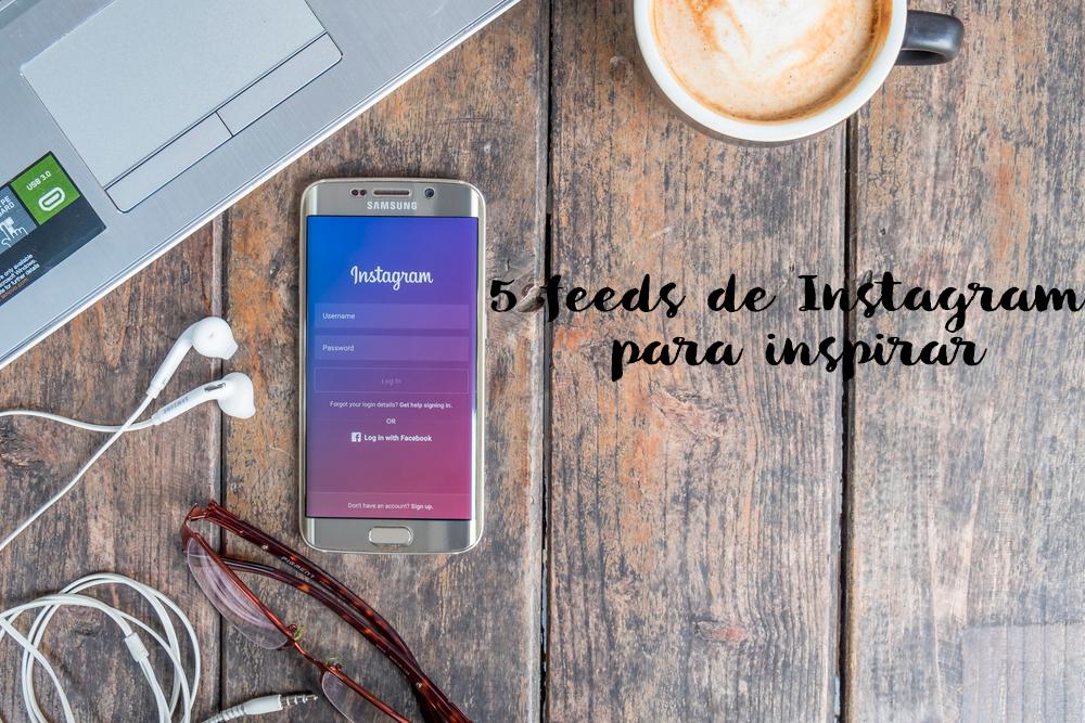 Que tal se inspirar nesses 5 feeds de instagram para criar o seu feed harmonioso e bonito?