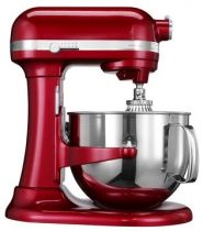 kitchenaid artisan röd