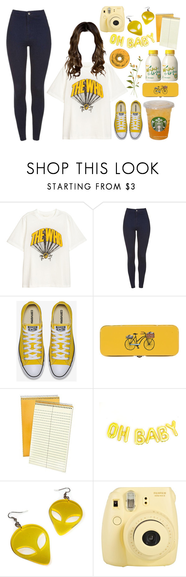 """""Most Girls"" by Hailee Steinfeld"" by gaaaaalaxy ❤ liked on Polyvore featuring Danica Studio, Ampad, Retrò and Fuji"