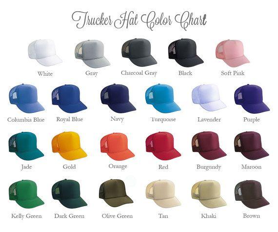 5b6ca2348a970 Mr   Mrs Trucker hats