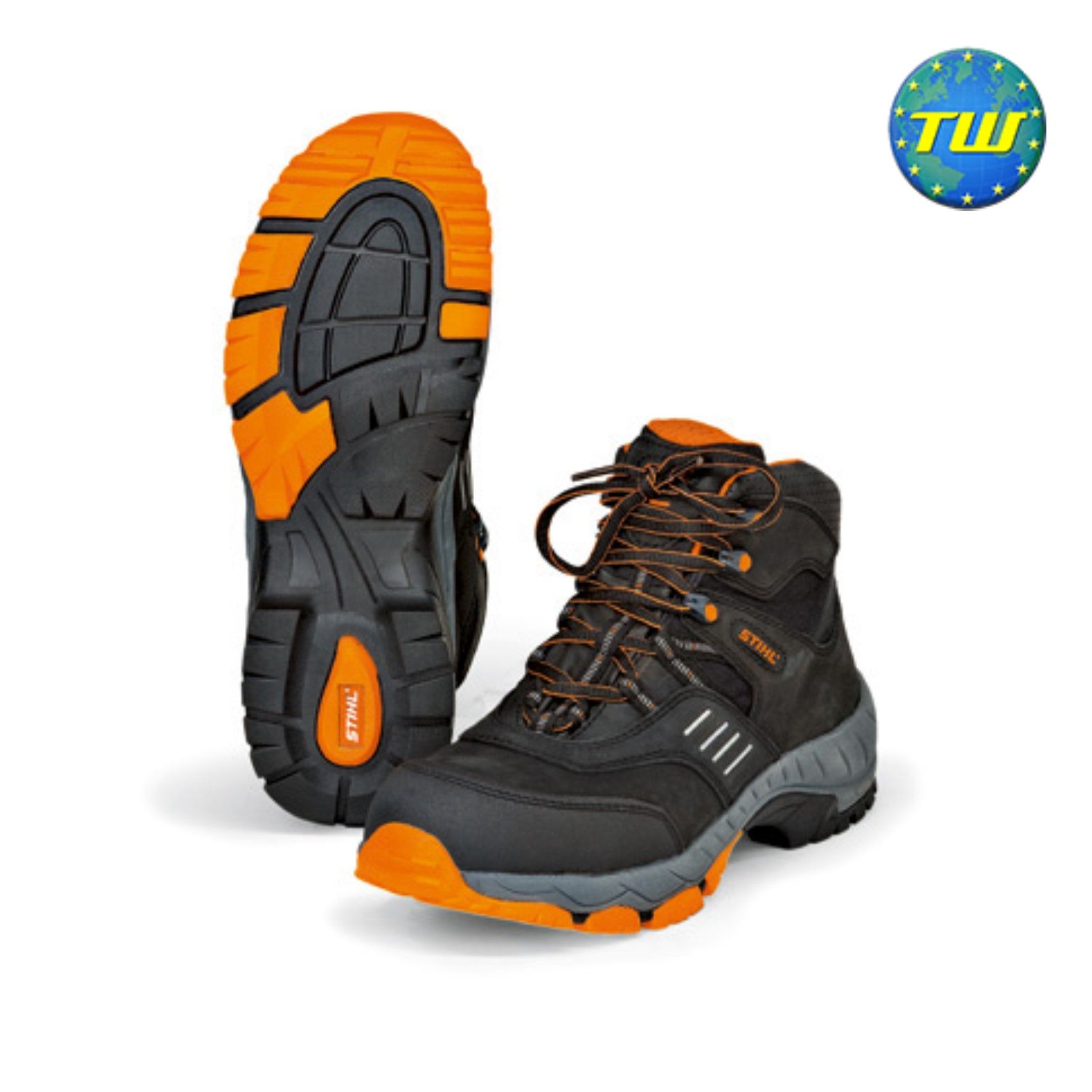 9ca48a18637 Pin by Clint Lindell on stihl tools in 2019   Boots, Steel toe boots ...