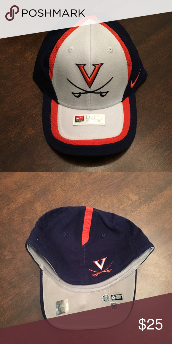 a6b4c0e2432d4 NWT Virginia UVA Cavaliers Nike Logo Large XL Hat Description  University  of Virginia Cavaliers Nike