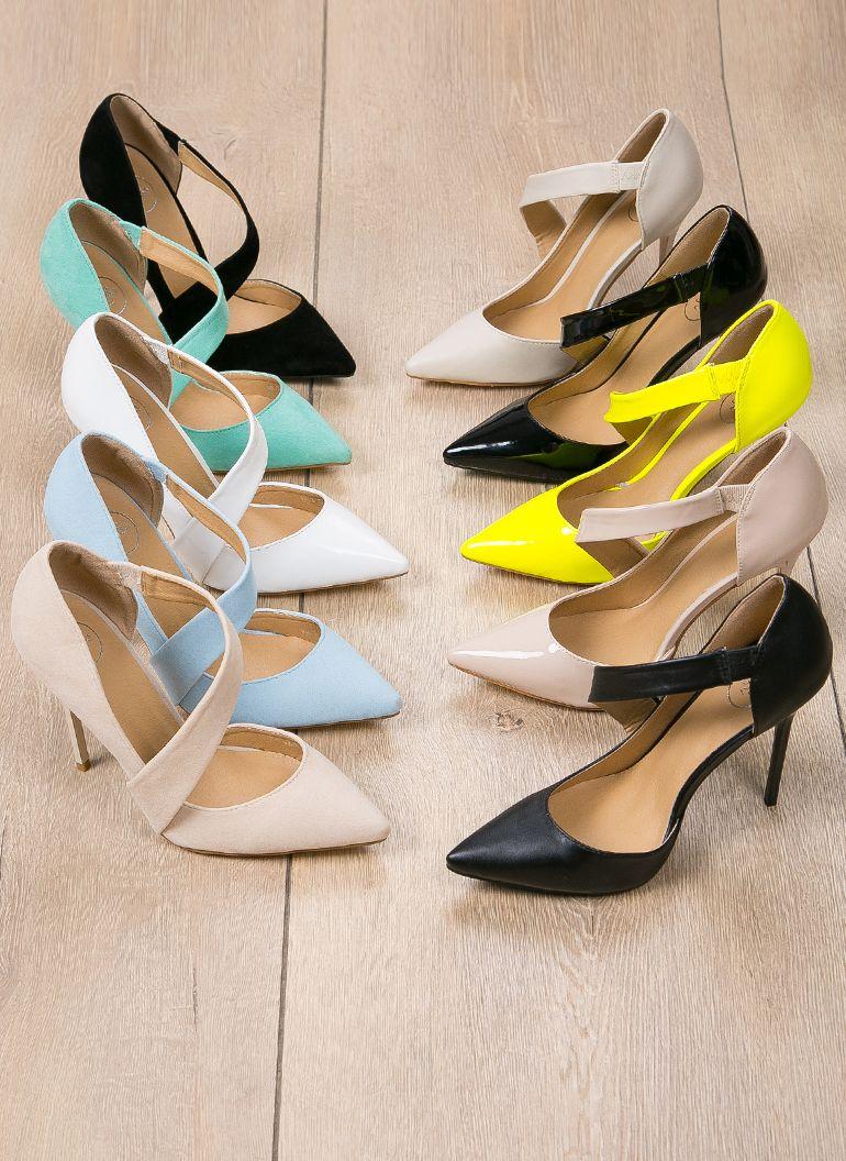 e2b2556c7e6c1 Szpilki Desire Neon Yellow High Heels / Czółenka / Obuwie damskie - Modne  buty, stylowe ubrania i obuwie damskie, sklep z butami i ubraniami, ...