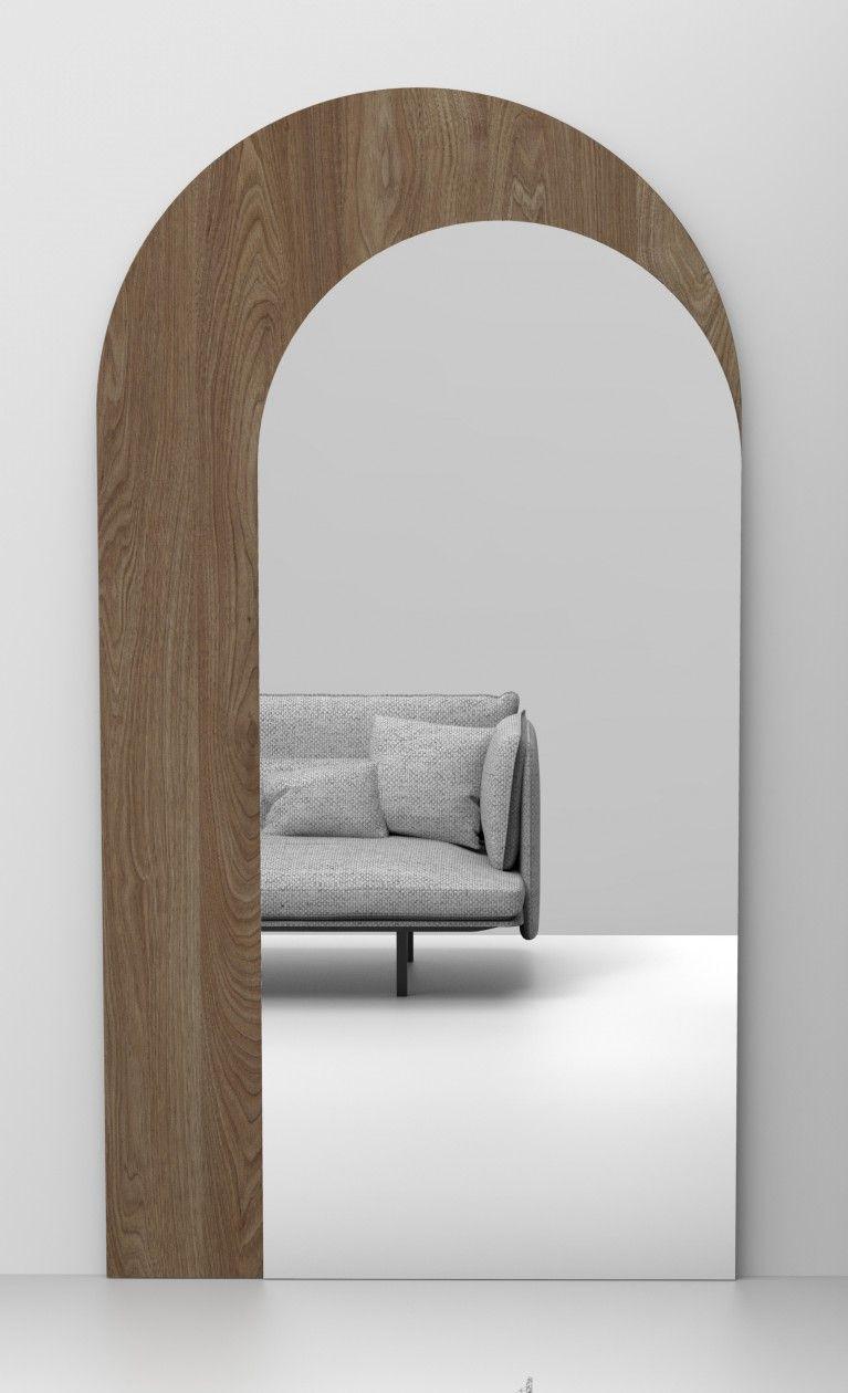 Buzzimirage large alain gilles mirrors in 2019 foyer decorating mirrored furniture mirror - Miroir trompe l oeil ...