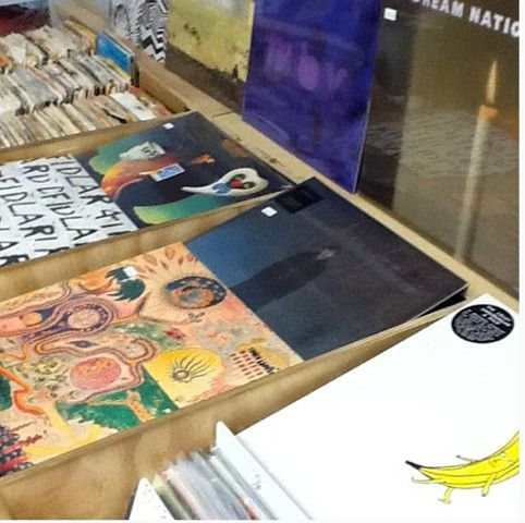 Some classics and some new stuff on this record shelf.  http://www.pyleaudio.com/