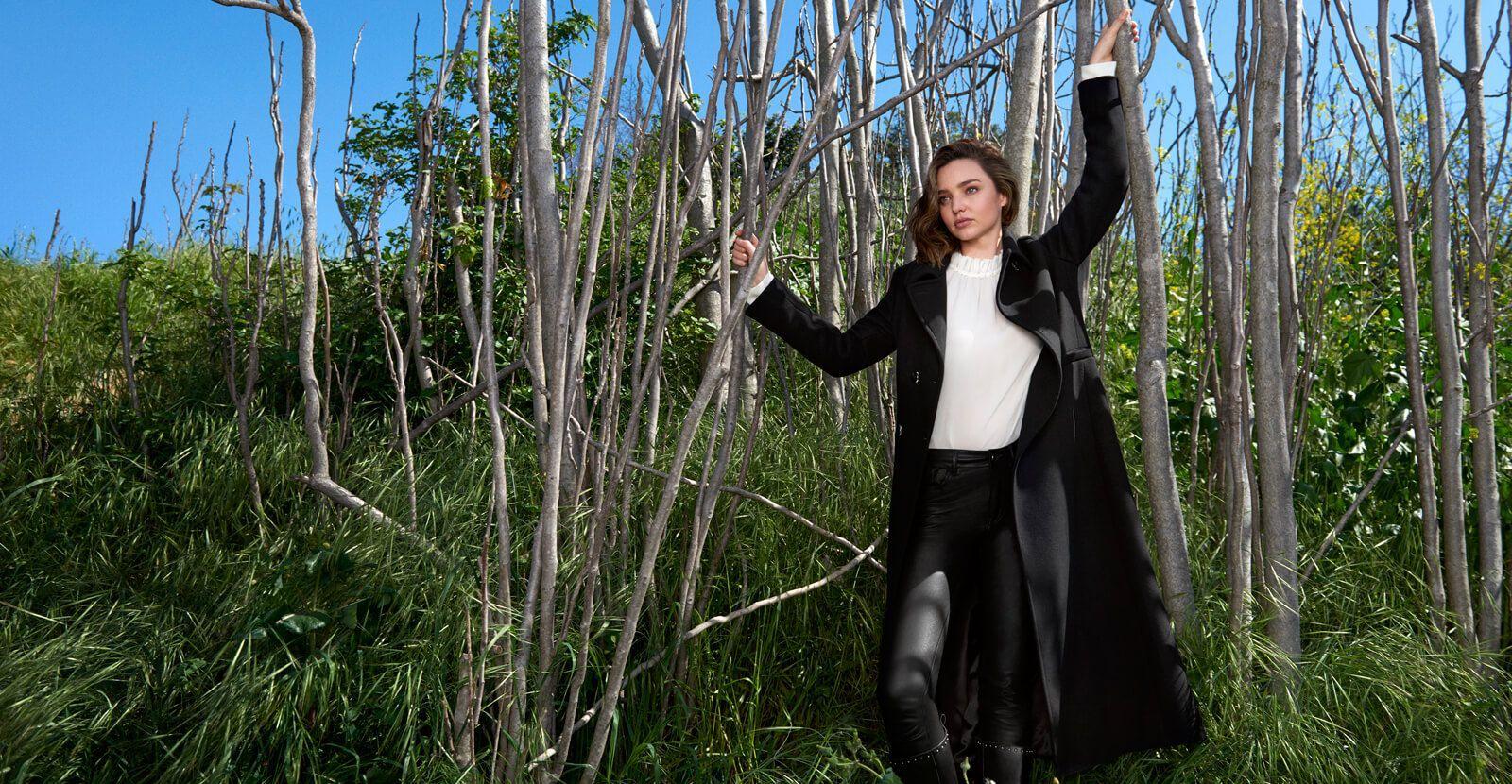 Миранда Керр в рекламе Marella (Интернет-журнал ETODAY)