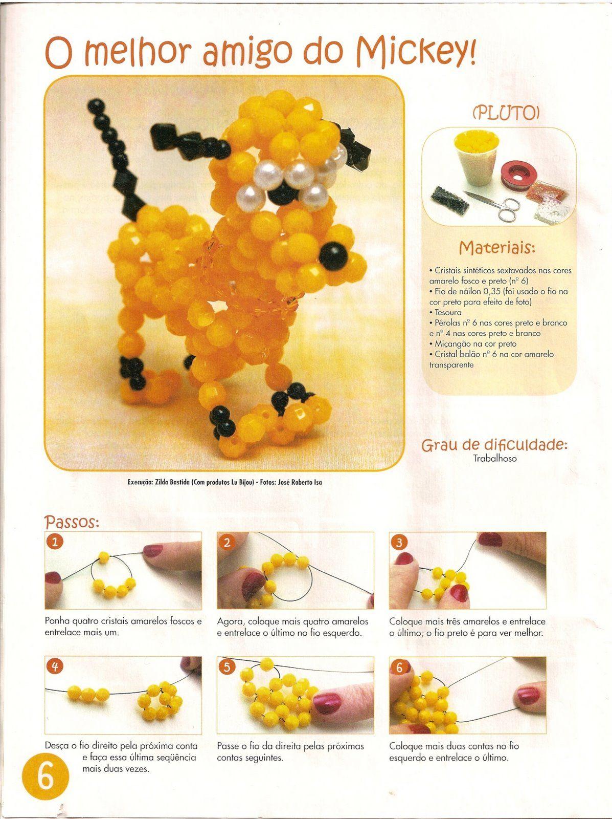 Digitalizar0012 Jpg Com Imagens Chaveiro De Micanga Padroes