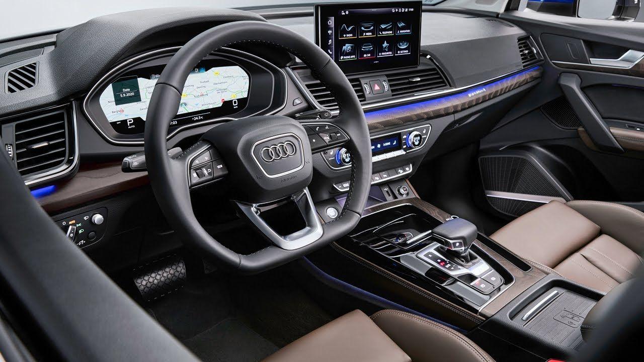 2021 Audi Q5 Sportback Interior Audi Q5 Audi Q High Performance Cars