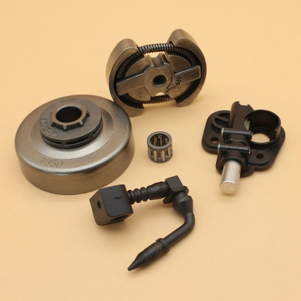 Husqvarna 51 55 Rancher 3//8 rim sprocket clutch kit with bearing