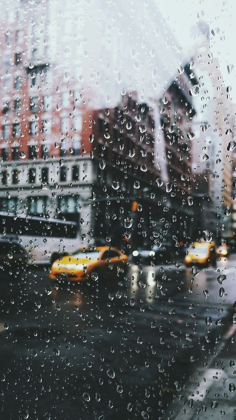 Beautiful Rainy Day Iphone Wallpaper Iphone Background