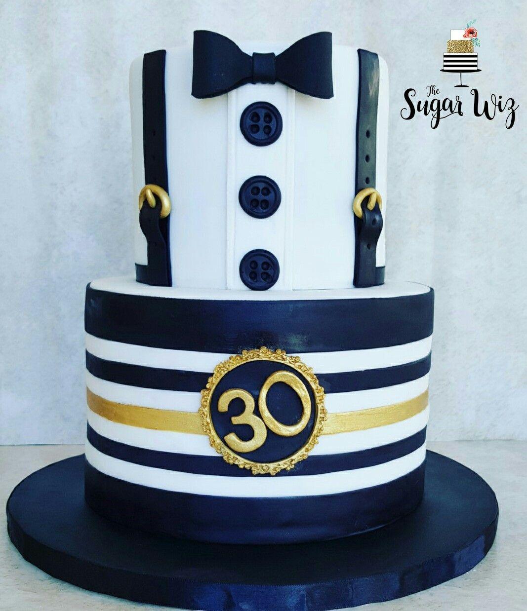 9 Birthday Cake Ideas For Men Dengan Gambar