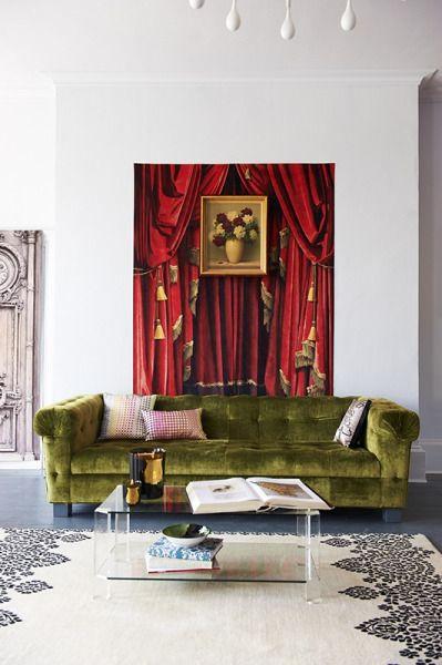 #interiordesign(via Little Talks with Hemingway)