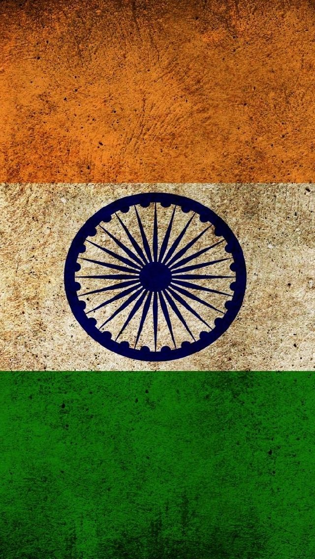 Flag Free Iphone Wallpapers My Hd Wallpapers Com Indian Flag
