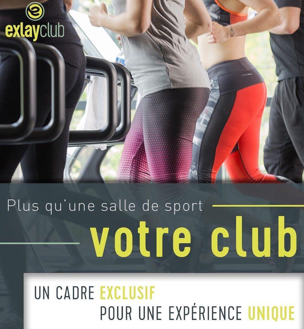 Bien plus qu'une salle de sport... Votre club ! Une expérience sportive unique à Champagne-au-Mont-d...