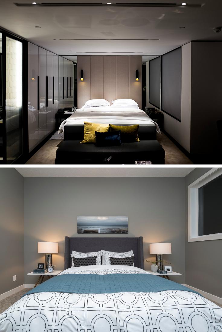 Easy Bedroom Decor Ideas For Men Mens Bedroom Sophisticated Bedroom Bedroom Interior
