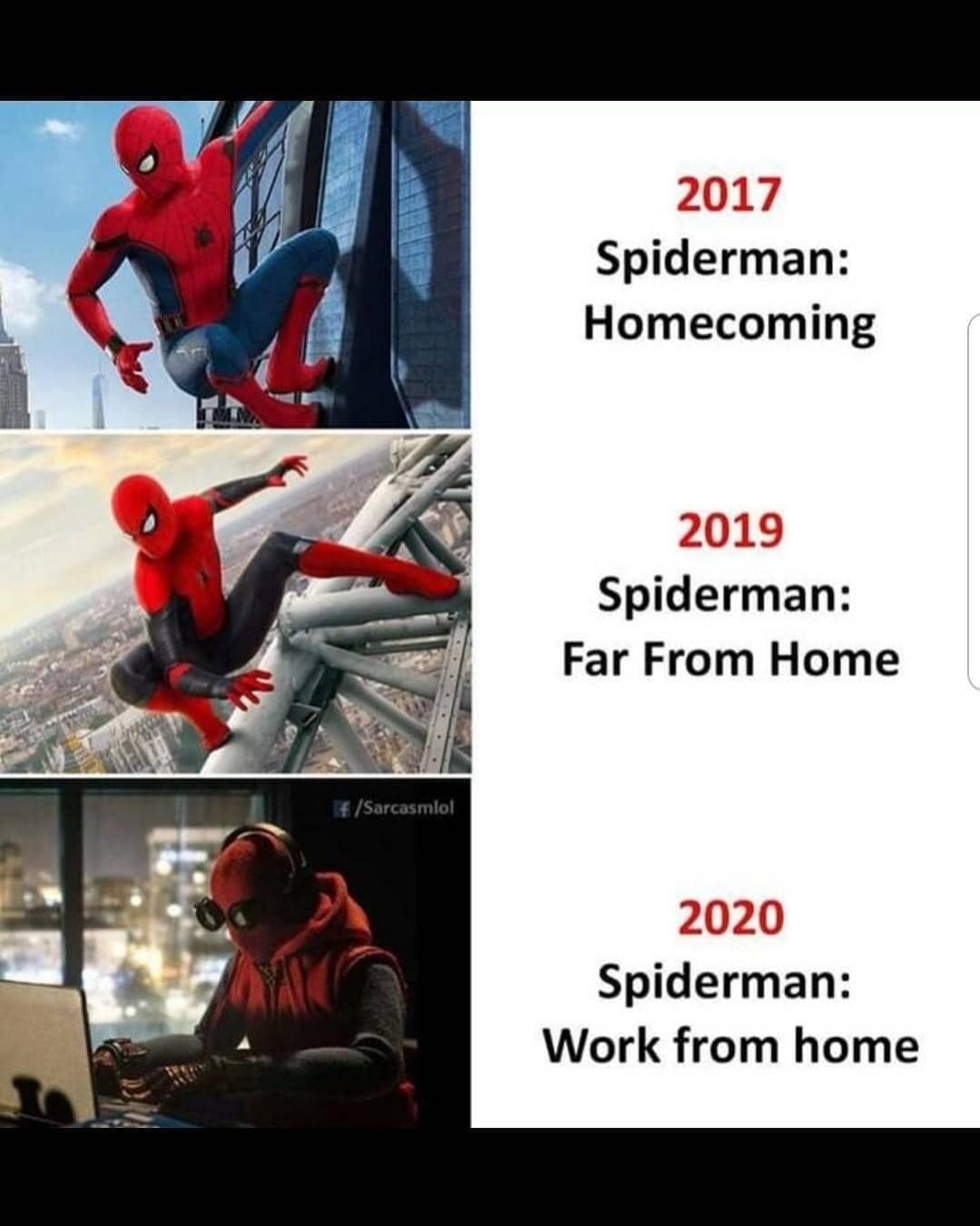 This Is What Spiderman Is Doing Nowadays Avengers Memes Very Funny Jokes Programmer Humor Avengers Funny