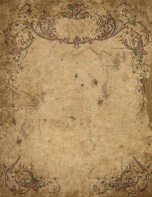 Old Paper Old Paper Old Paper Background Vintage Paper