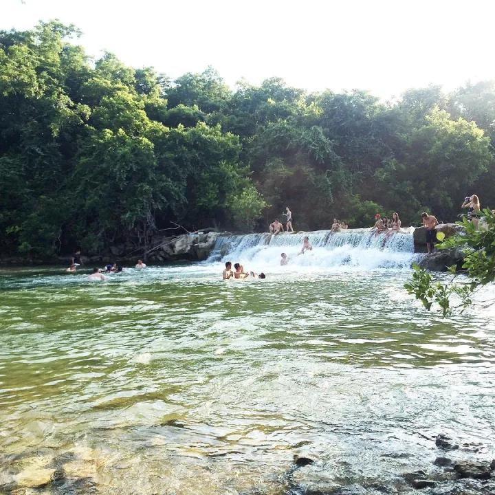 The Best Waterfalls Near Austin
