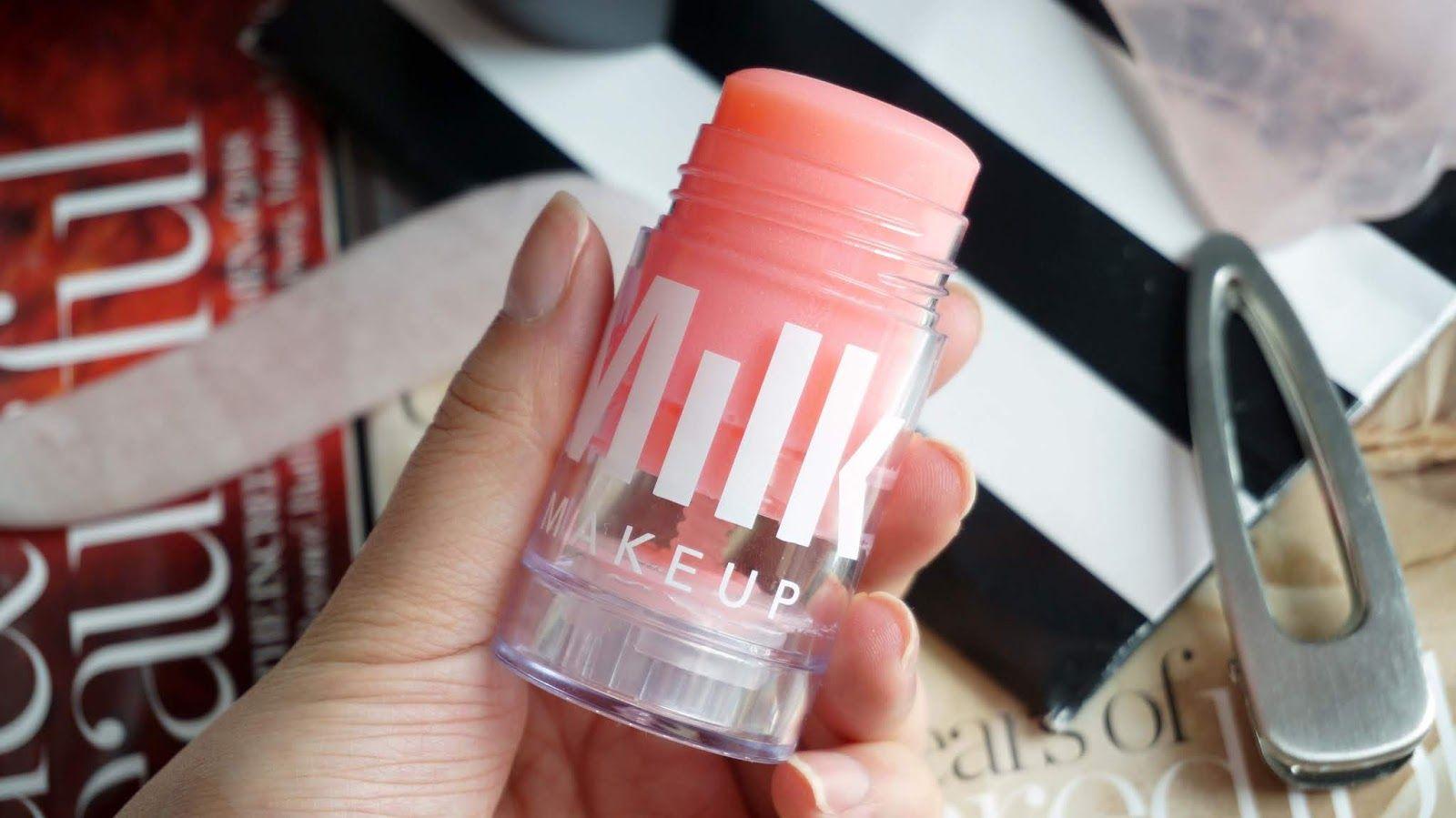 JOYCE LAU Milk makeup watermelon brightening serum review