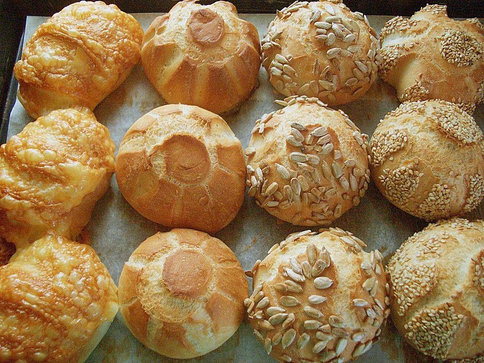 Die schnellsten Brötchen der Welt von keks02 | Chefkoch