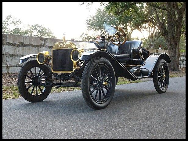 1914 Ford Model T Speedster  #Mecum #Kissimmee #WhereTheCarsAre