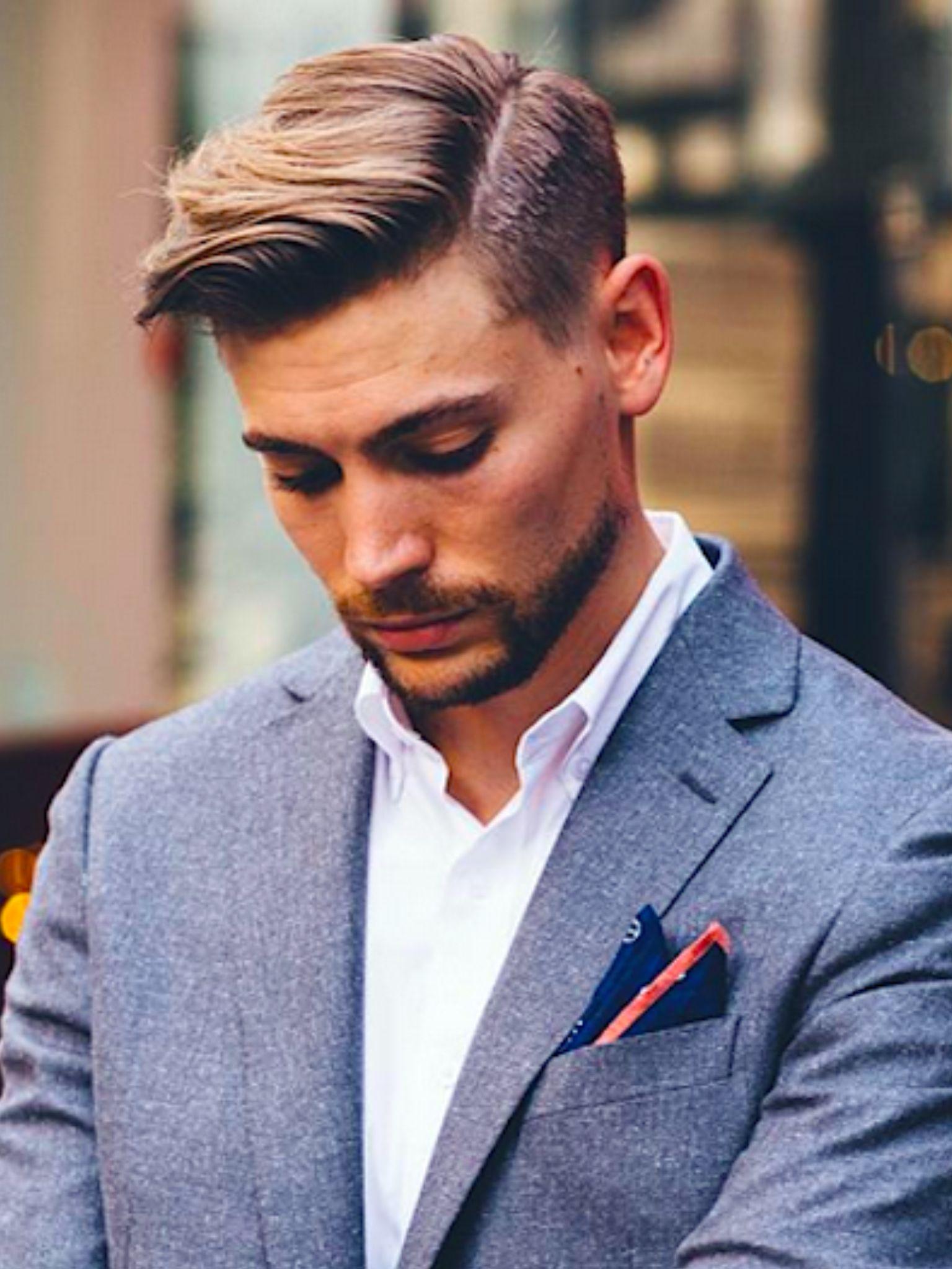 fashion #mensfashion #menswear #mensstyle #streetstyle #style #outfit #  mode homme # grooming # hair   Herrehår, Skægstil, Mandemode