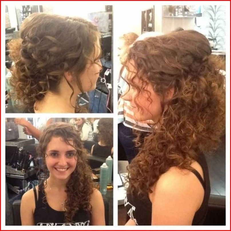Prom Hairstyles For Curly Hair Prom Hair Updo Curly Hair Styles