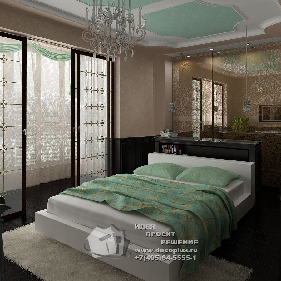 Дизайн спальни фото 2015 современные идеи с фотообоями