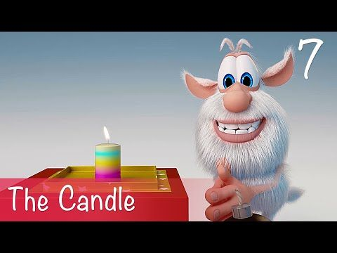 Booba The Candle Episode 7 Cartoon For Kids Cartoon Kids Candles Cartoon