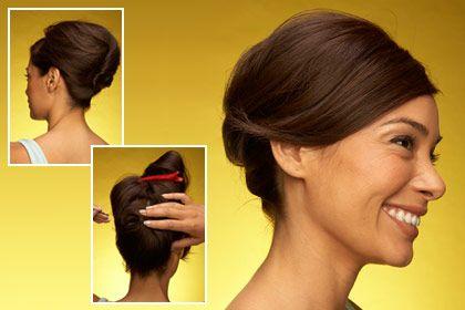 Cutesy name: The Audrey, 17 Hairstyles che hanno meno di 10 minuti