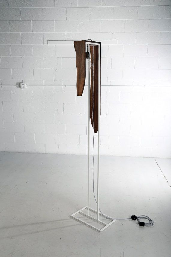 Contemporary Floor Lamps Interior Lighting by AntonMakaDesigns, $850.00