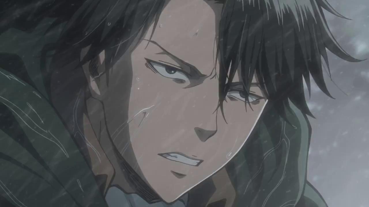 A Choice with No Regrets OVA Part II trailer - Levi ...