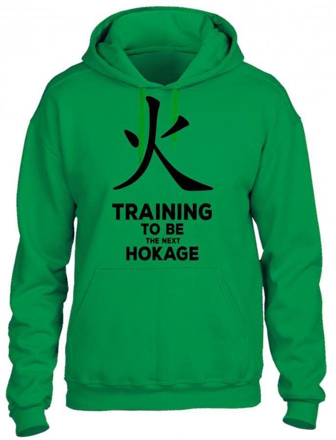 Training To Be The Next Hokage HOODIE