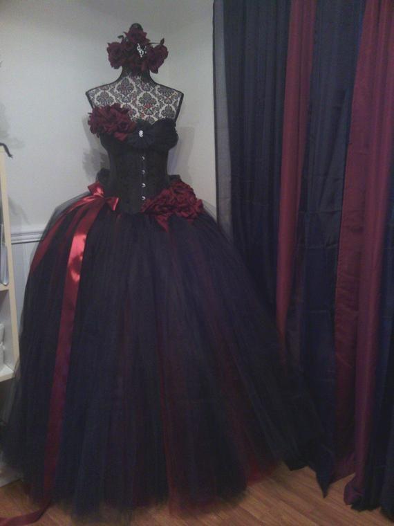 18effd058ee9e Custom size dasmask corset dress, Day of the dead costume, Dia de ...