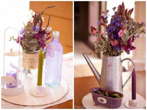 5 motivos para usar flores secas para a decoração do seu casamento - flores secas